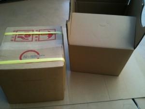 18Lのバロンボックス無地ケースを1ケースから販売いたします。