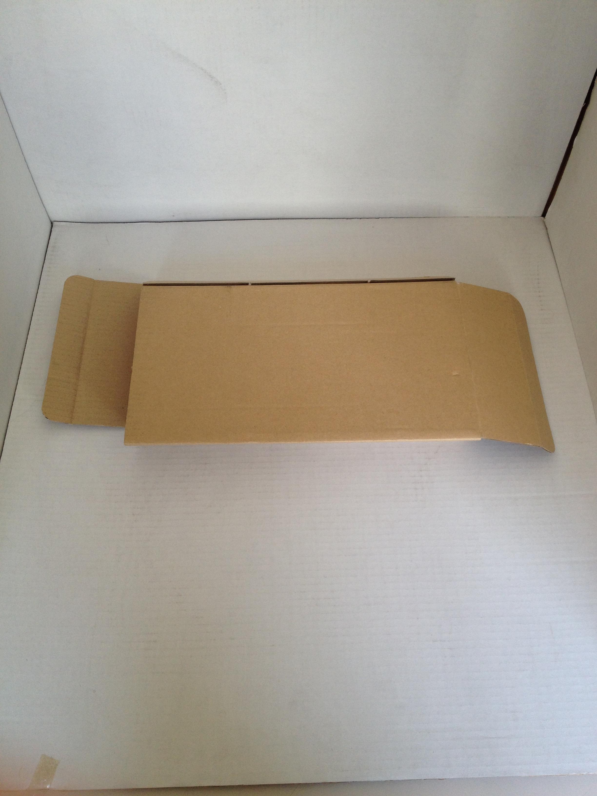 段ボールキャラメル箱型
