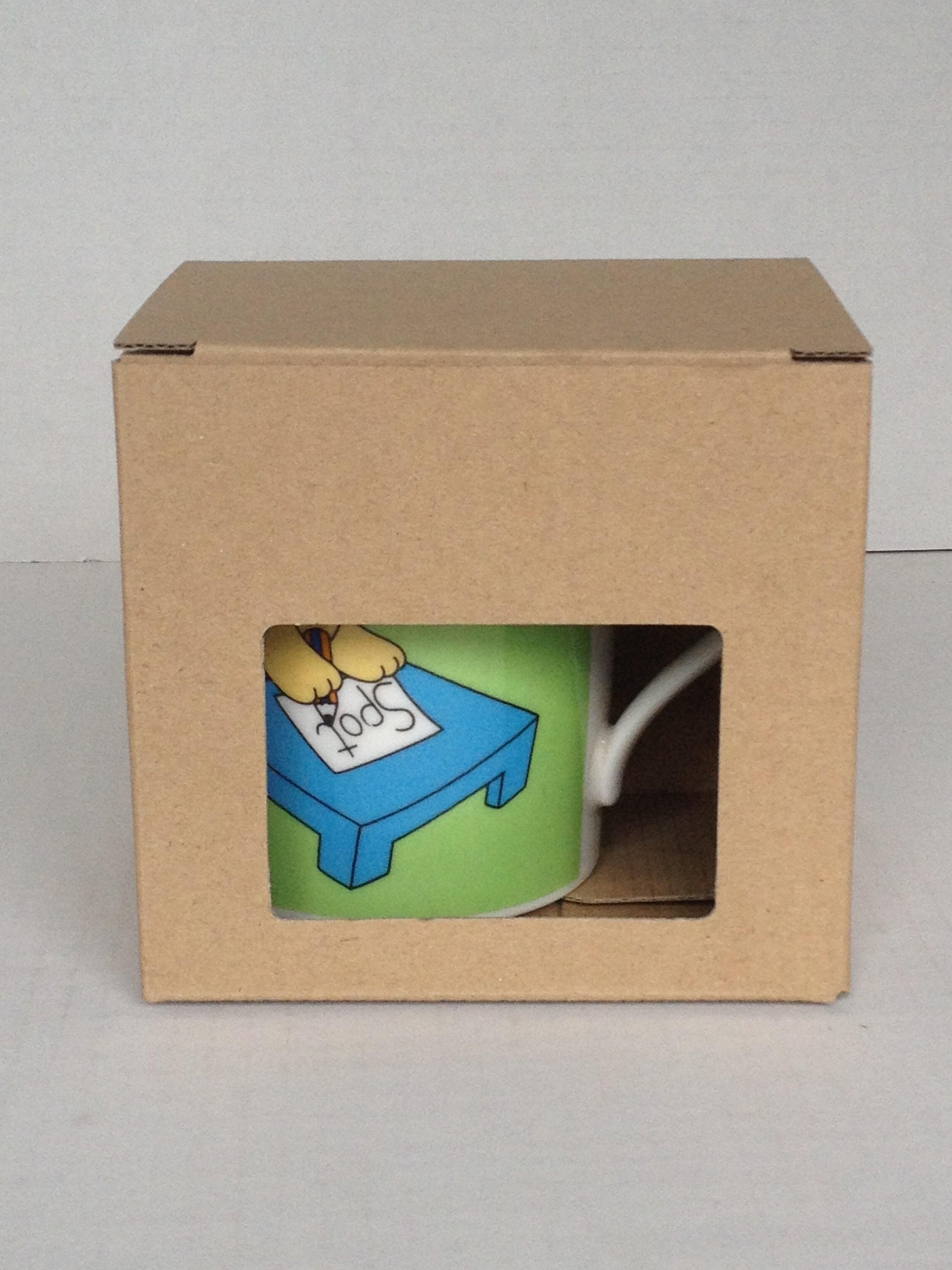 マグカップ用段ボール箱