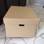 かぶせ式 通箱