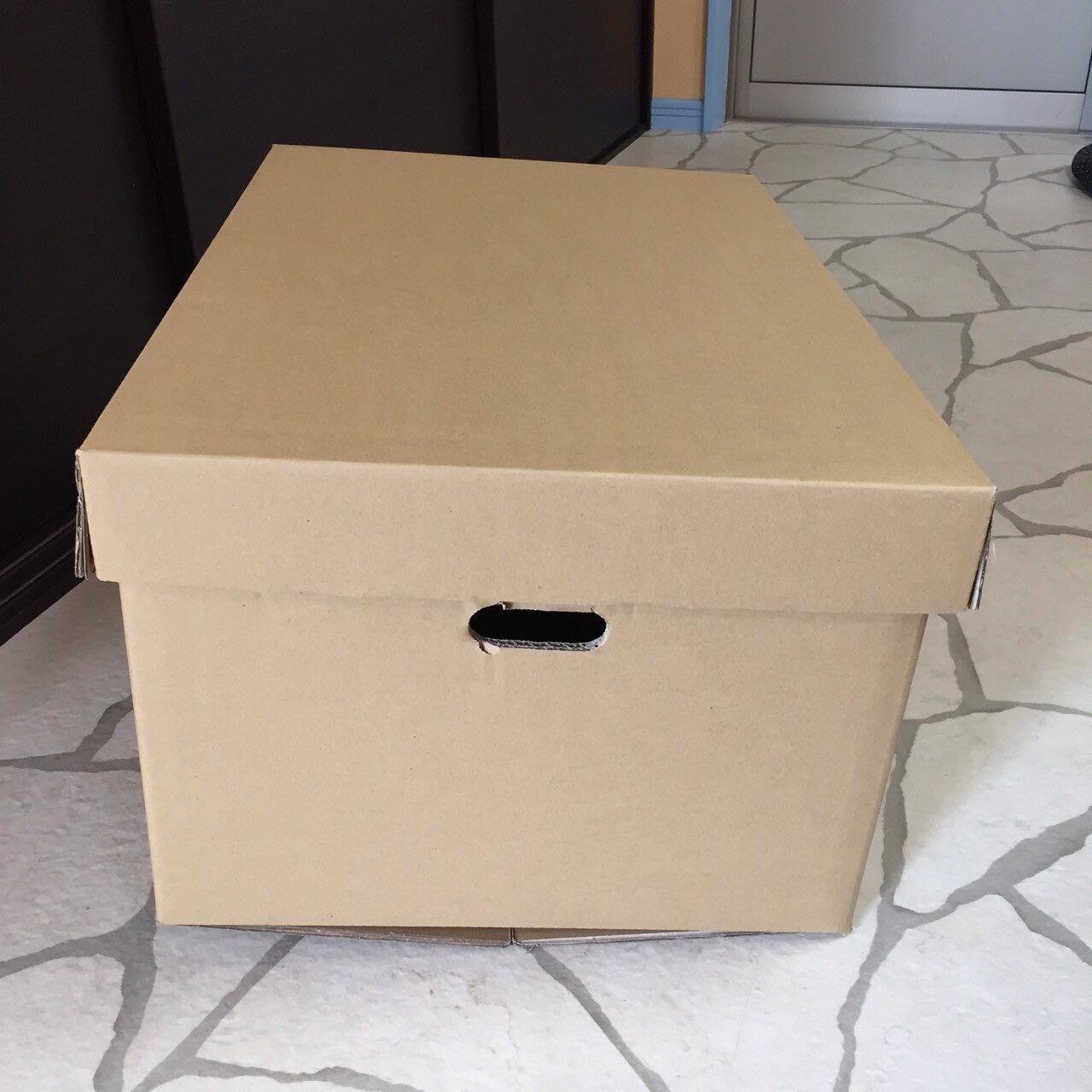 段ボール製通箱