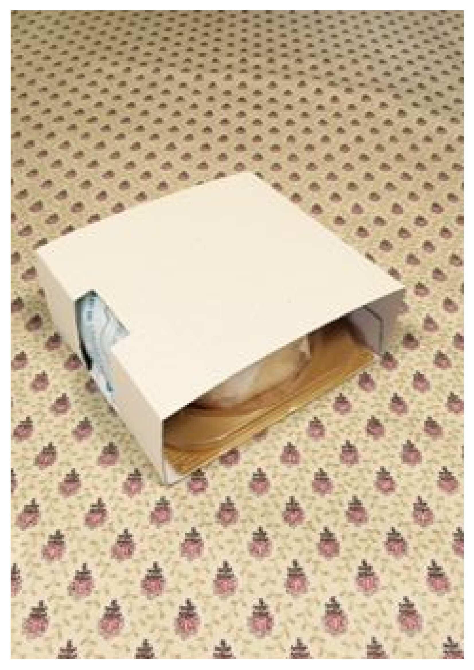 ケーキ容器用 枠 ・保冷剤ポケット付