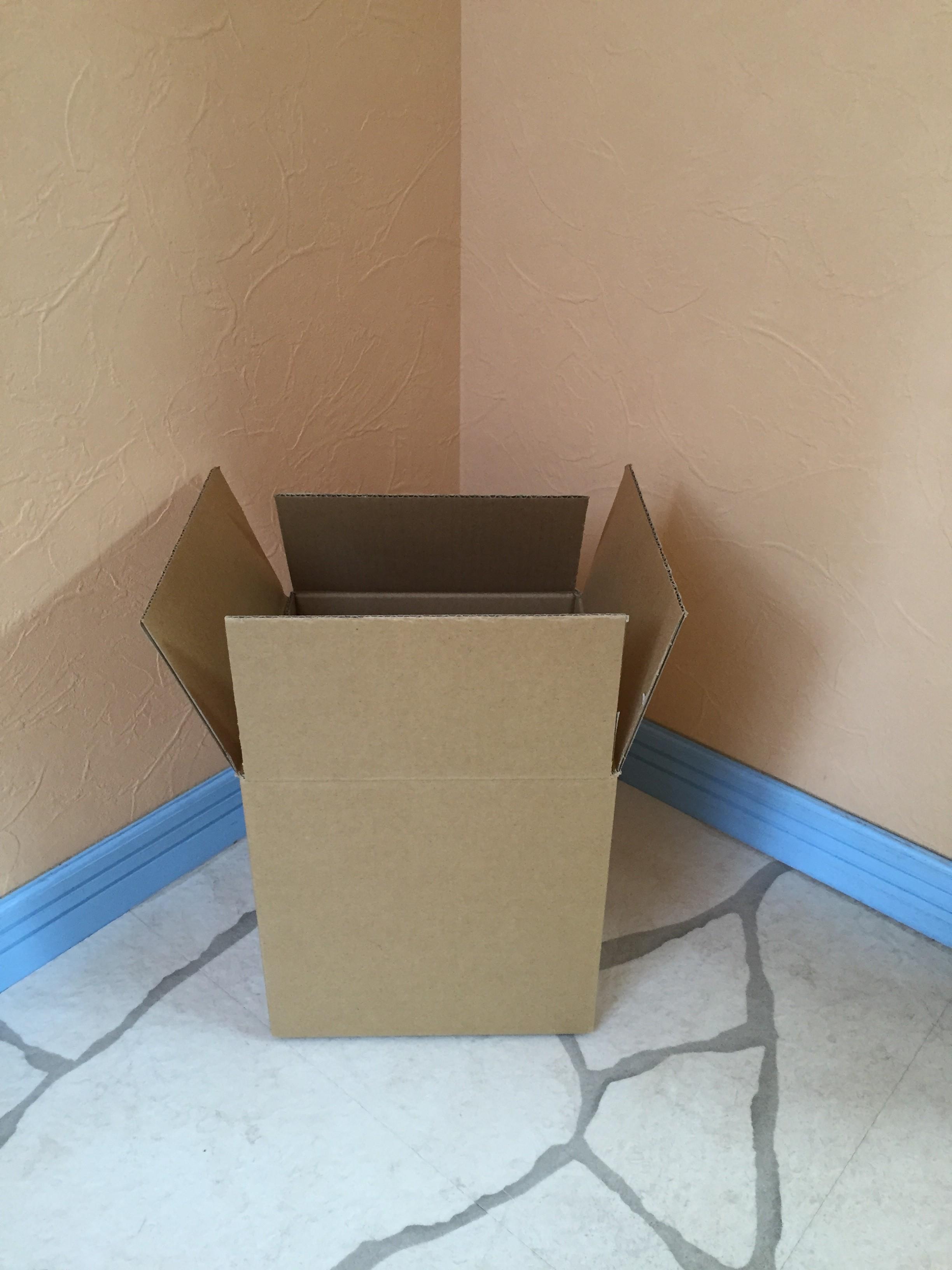 段ボール箱の定番 みかん箱型