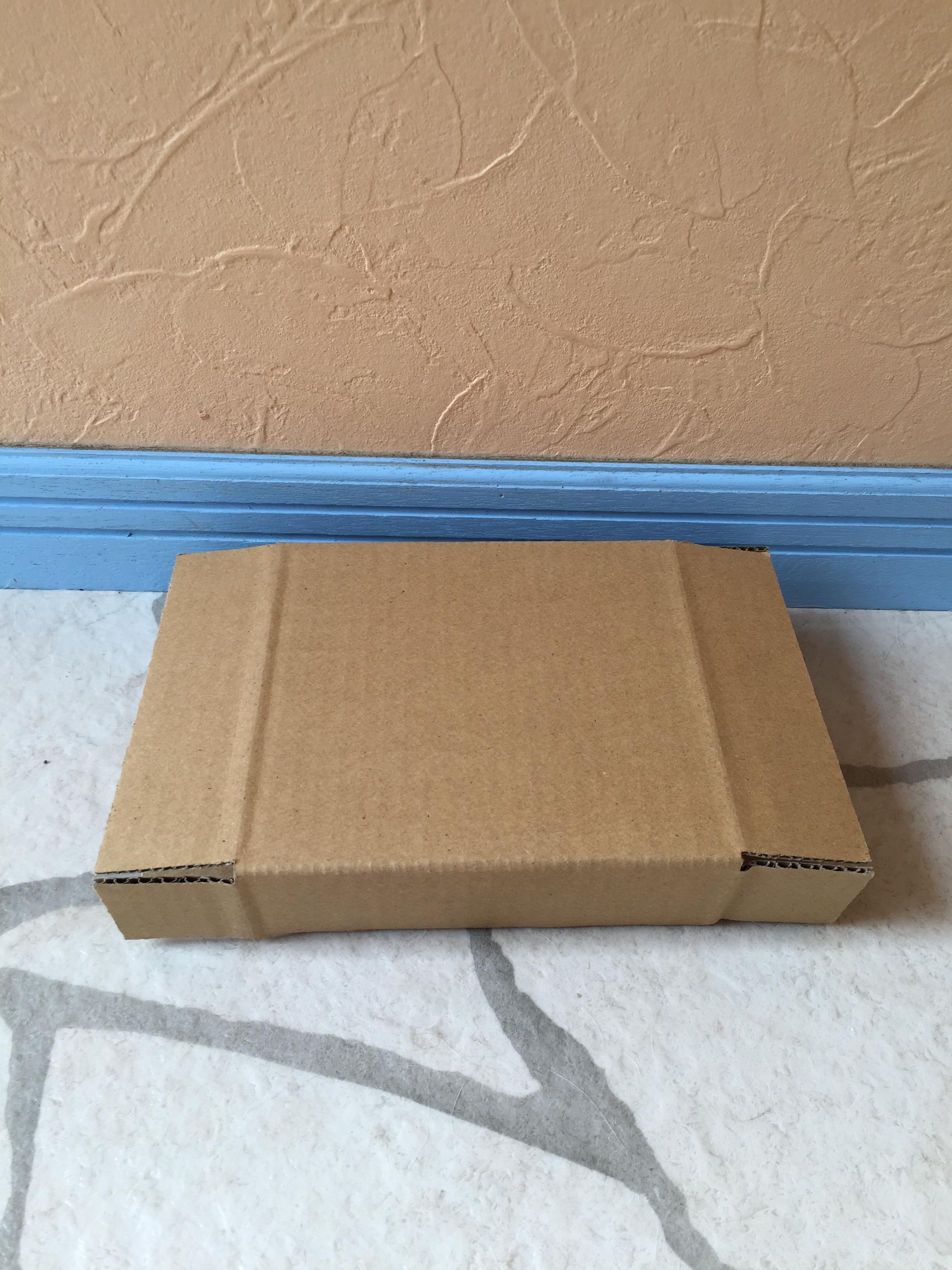 小さいサイズ みかん箱型