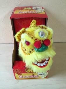 香港獅子のおもちゃ7