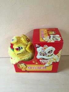 香港の獅子舞おもちゃ6