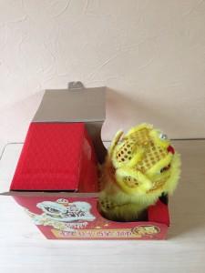 香港の獅子舞おもちゃ
