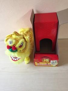 香港の獅子舞おもちゃ3