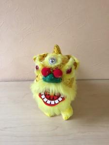 香港の獅子舞おもちゃ4