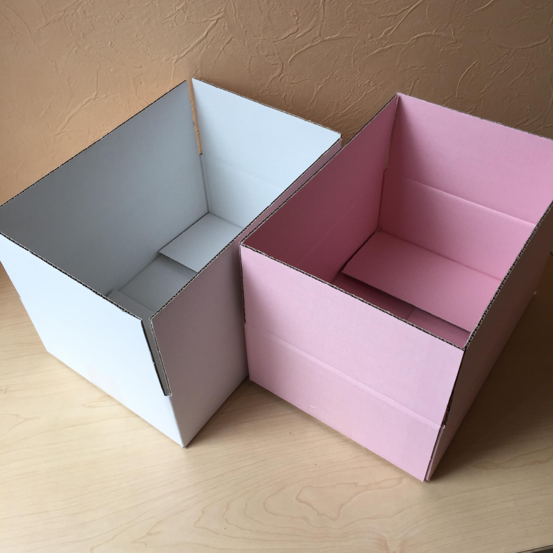 兵庫県姫路・神戸でのダンボール・カラーダンボール注文はヘイセイ紙工へ。お見積もりは無料です。両面カラー段ボールBOX COLLECTIONヘイセイ紙工