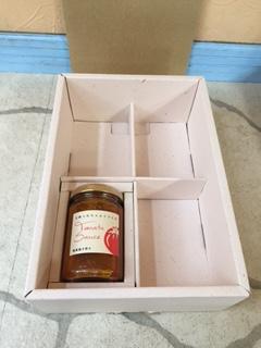 瓶4個入りギフトボックス