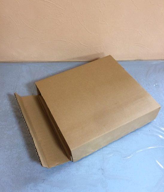 キャラメル型の箱