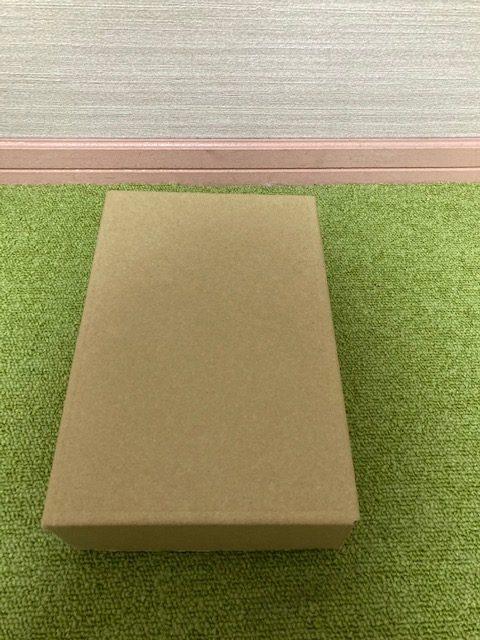 かぶせ式の箱2